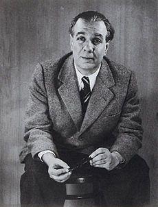 Jorge Luis Borges (1899-1986).