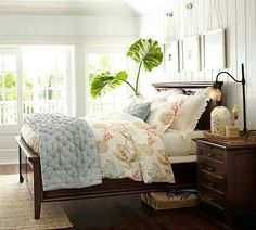 Pottery Barn Bedroom