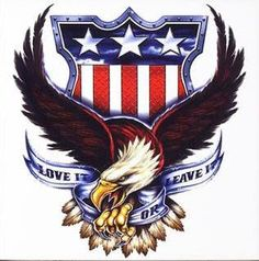 CORRECT GET THE HELL OUT OF U.S.A. WHEN YOU DONT LOVE U.S.A