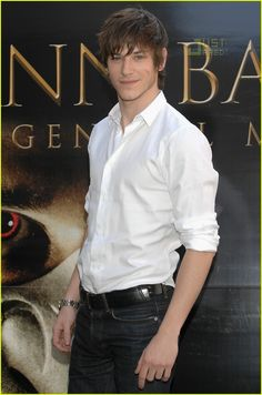 Gaspard Ulliel- guy is a crazy good actor! Don't think I can ever see him the same after Hannibal Rising