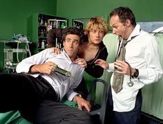 Green Wing, 2004-2007