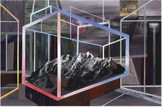 False Memory, by Ricky Allman - 20x200 (from $24)