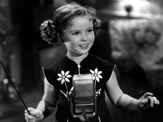Shirley temple!