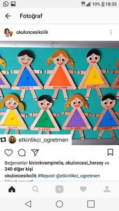 Encantar Tutorial and Ideas Valentine Crafts For Kids, Spring Crafts For Kids, Fathers Day Crafts, Summer Crafts, Art For Kids, Popsicle Stick Crafts For Kids, Craft Stick Crafts, Preschool Crafts, Paper Crafts