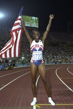 Selfie Tits Jackie Joyner-Kersee 6 Olympic medals in athletics  naked (76 pics), 2019, butt