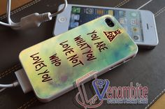 Fall Out Boy Lyric Art Case iPhone, iPad, Samsung Galaxy & HTC One Cases