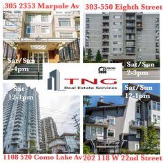 🎈#OPENHOUSES June 8/9:  🎈305 2353 Marpole Av #PortCoquitlam Sat/Sun 2-4pm Asking: $530,000  🎈303 550 Eighth St #NewWestminster  Sat/Sun 2-3pm Asking: $529,000  🎈1108 520 Como Lake Av #CoquitlamWest  Saturday 12-1pm Asking: $528,000  🎈202 118 22nd Street #NorthVancouver  Sat/Sun 12-1pm Asking: $550,000  #openhouse #bchouseforsale #t3krealty #nedtanyarealtors #whereiwork #vancouverrealestate #condoforsale #topproducer Vancouver Real Estate, North Vancouver, Top Producer, June 8, Condos For Sale, Open House, Multi Story Building, Street, Walkway