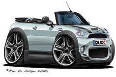 Amazing Photos, Cool Photos, Cars Toons, Car Drawings, Coops, Minis, Photo Art, 4x4, Paintings