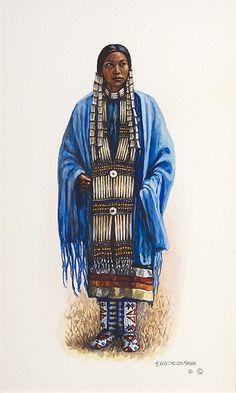 native american paintings Hubert Wackermann   ༺ ♠ ༻*ŦƶȠ*༺ ♠ ༻