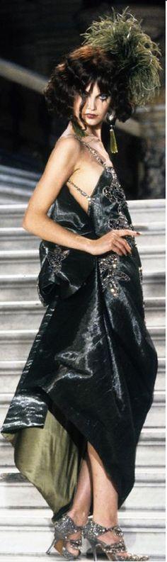 Dior Haute Couture - spring summer 1998 - John Galliano