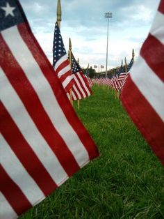 Happy Memorial Day! Lori Hadorn-Disselkamp offers a stirring reminder of why we pause today to remember.