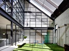 Fitzroy Loft | Architects EAT. Architects Melbourne Australia