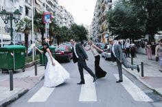 Wedding Alt-Abbey road
