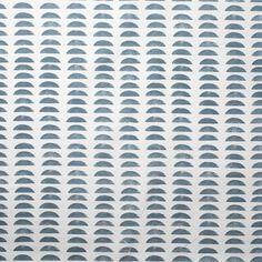 Hills Fabric in Blue-slate – Rebecca Atwood Designs