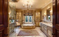 15 Luxury Bathroom Decoration Ideas for Enjoying Your Bath — Design & Decorating Rustic Bathrooms, Dream Bathrooms, Luxury Bathrooms, Bathroom Modern, Master Bathrooms, Beautiful Bathrooms, Bathroom Design Luxury, Bathroom Designs, Bathroom Ideas