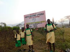 A Lesson of Love and Caring for the Children of Lerato Children's Village operated by the Shinga Development Trust in Zimbabwe, Africa Zimbabwe Africa, Children In Africa, Kids House, Trust