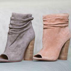 Blush or Grey?