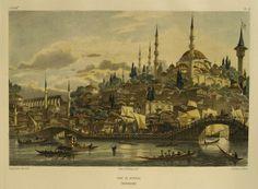 "Haliç via nevin kurtay  ""Preserve, reserve, serve; the life and times of istanbul at the heart of historical center."" www.armadaistanbul.com www.armadaistanbulculture.com"