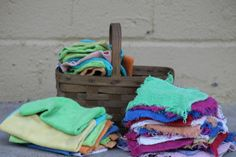 """So you've stuck with us through this """"crunchy"""" series on cloth alternatives. We broke you in gently starting with cloth bags and wool dryer balls and brought you all the way to cloth pads. Today is the day you've been waiting for or maybe dreading. Today we are talking about another extra special type of …"""