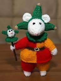 Resultado de imagen para dickens mouse crochet pattern