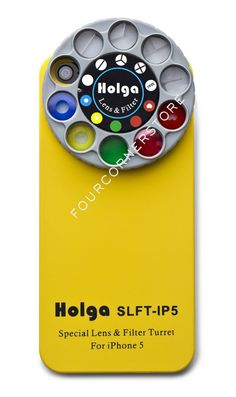 Endlessly searching for that app for your iPhone that looks like a Holga? Why not just put a Holga on your iPhone! New from Holga comes the iPhone and. Toy Camera, Holga, Lomography, Iphone 4s, Landline Phone, Ipod, Filters, It Works, Lens