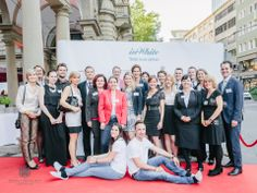 InWhite 2014 at the #Steigenberger Frankfurter Hof #Frankfurt