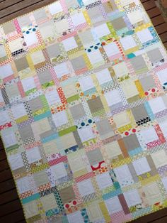 Red Pepper Quilts: Tiffany Quilt and a New Quilt Pattern...this is a great autograph quilt option