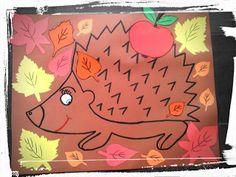 jesień#autumn#autumndecotation@jeż@jesiennedekoracje