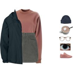 all my fault by anastuhec on Polyvore featuring Acne Studios and Jack Wills