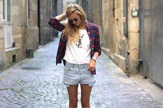 Shop this look on Kaleidoscope (top, top, shorts)  http://kalei.do/WEilprHmPa6YQ6bm