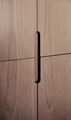 1000 Images About Finger Groove On Pinterest Fingers Door Pulls And Wardrobe Handles