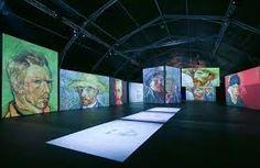 Resultado de imagen de exhibition projection