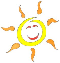 15 best sunny images on pinterest the sun clouds and summer clipart rh pinterest com summer solstice clipart free