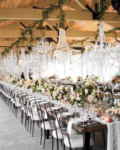 Centros de mesa sencillos para boda y consejos