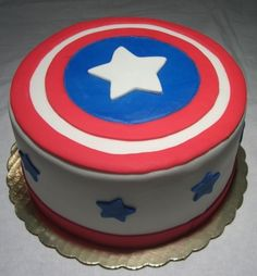 Avengers Birthday Party - @Tali Shoshani Cunningham  - Oh my!  Do I see a 15th bday party theme?!