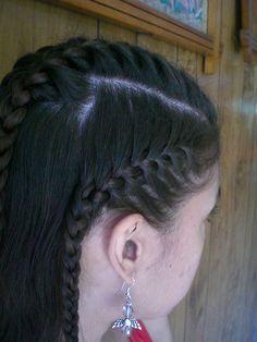 elf, elves, hair, braid, french, lotr, lord, rings