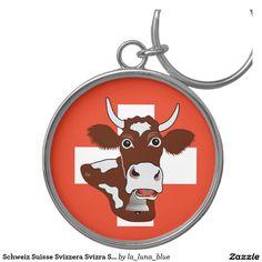 Schweiz Suisse Svizzera Svizra Schlüsselanhänger