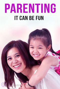#Parenting – It can be fun.