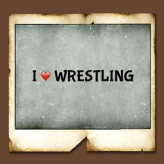 Wrestling .I do I find what they say even more fascinating then what amazing feats they can do in the ring