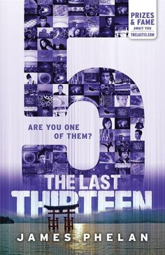 The Last Thirteen: Five by James Phelan #booktrotters #homelibrary