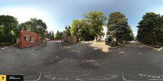"""Изготовление виртуального тура по санаторию """"Салют"""". Заказать виртуальный тур в Москве Вы можете на сайте ruspano.ru"""