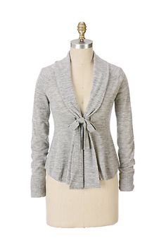 Ms. Professor Cardigan by Knitted & Knotted