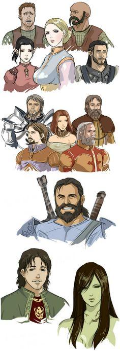 =Dragon Age Origins= dakkun39