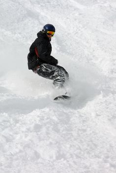 Snowboarding ~