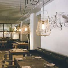 It's not just the delicious menu that will change each month at this imaginitive pop-up – the brainchild of creative agency Better – the whole event will be a fresh experience for diners who will be met with a new interior design for each visiting chef...