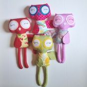 Customize your own Hootie Hoot--These me fantastic gifts for all ages :)
