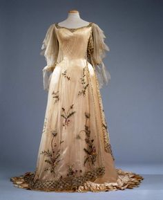 Dress 1906 Collection Galleria del Costume di Palazzo Pitti