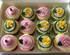 Easter cupcakes :-))