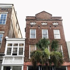 Oh, Charleston! It's a great day in South Carolina, indeed.