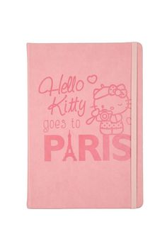 licensed buffalo HELLO KITTY PARIS